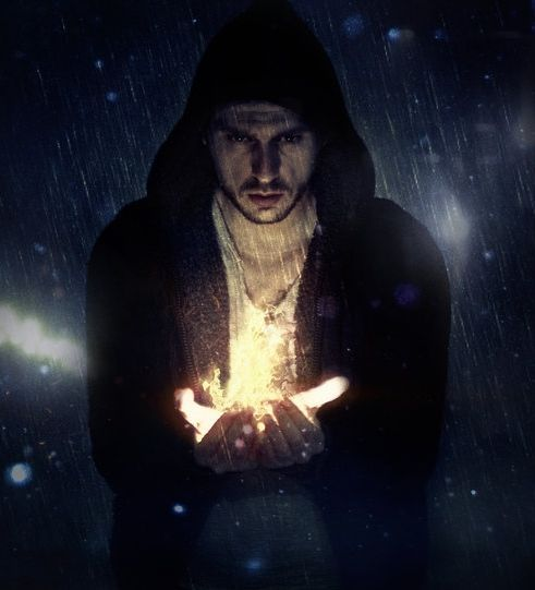 Set fire to the rain--- magical beautiful men, male, witch, pagan, men, witches, witchy fashion.