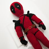 Ravelry: Deadpool free pattern by Anna Carax