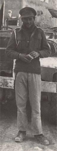 David L. Lloyd Owen, DSO, OBE, MC. Commander LRDG: 16 November 1943 - End of War/ Disbandment