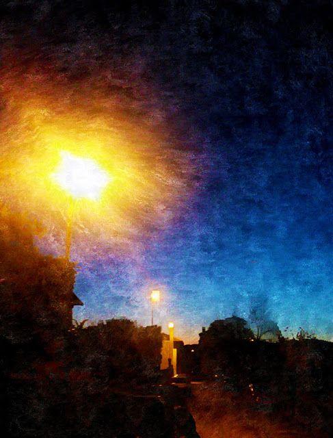 Irene Navarra / Visioni: Haiku / La mia sera.