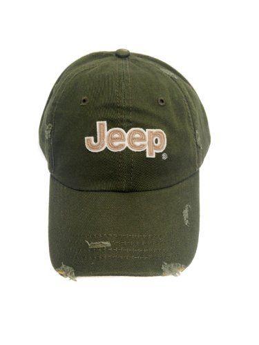 1941 Army Green Jeep Baseball Cap