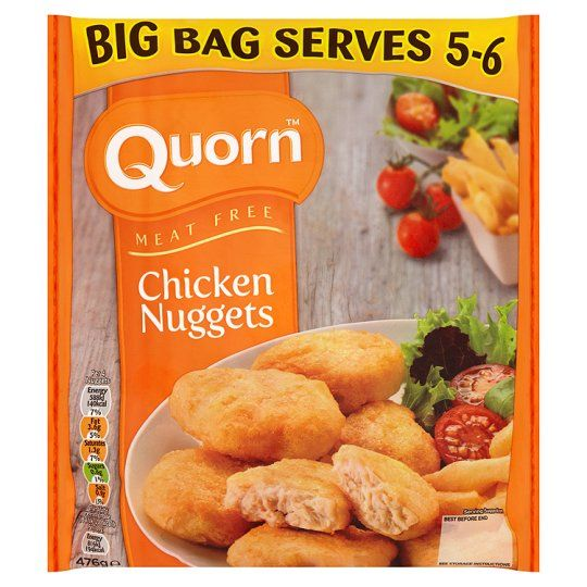 Quorn Meat Free Chicken Nuggets 476G - Groceries - Tesco Groceries