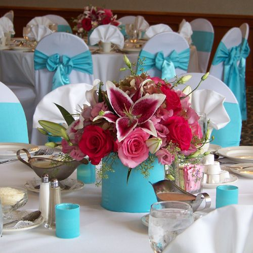 64 Best Pink And Tiffany Blue Wedding Images On Pinterest