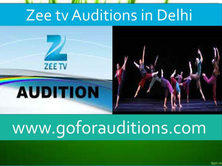 With Zee TV acting as a key player in the entertainment industry, not only the actors working here get the fame and acclaim they deserve but the earning prospects too are extremely bright.If you have that acting bug tingling you day and night, go ahead and register with GoForAudition to give your dreams the wings they need to capture the world.http://www.goforaudition.com/has an easy to use interface, you just need to enter in your information and complete the registration process. Once…