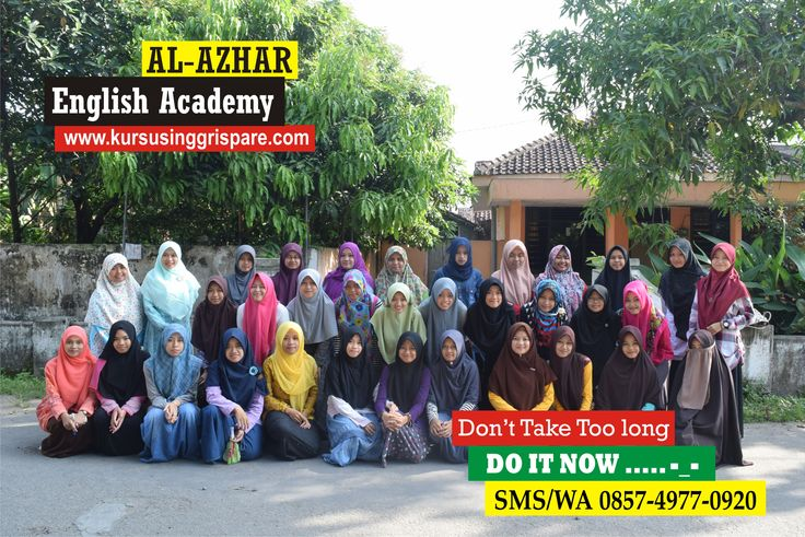 AL AZHAR adalah salah satu Lembaga Pendidikan Bahasa Inggris yang terletak di Kampung Inggris Pare Kediri. AL AZHAR  didirikan oleh Tim ahli yang telah melakukan penelitian tentang kursus bahasa inggris di pare, selama bertahun-tahun. Sehingga lembaga ini bisa memberikan pembelajaran yang fun dan asyik dan bisa memberikan motivasi kepada semua peserta kursus agar lebih semangat lagi dalam menuntut ilmu. Al Azhar Academy didirikan dengan harapan bisa memberikan sumbangsih dalam pengembangan…