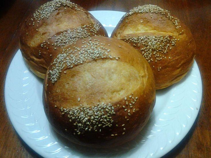 Receta de pan de yema . ¿Quieres aprender a preparar un