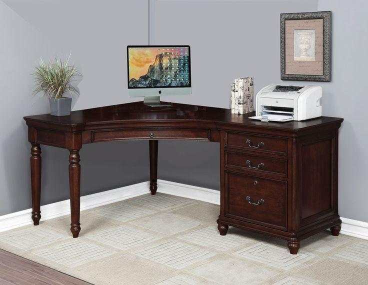 1000 ideas about corner writing desk on pinterest writing desk desk ideas and black corner desk - Writing corner ideas ...