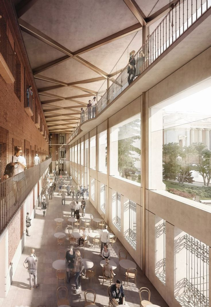 London-based Foster + Partners and Madrid studio Rubio Arquitectura will collaborate on the Museo del Prado renovation, which will involve replacing the roofs of the 17th century Hall of Realms.