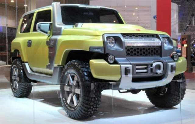 New Fj Cruiser 2019 Concept And Review Toyota Fj Cruiser Fj