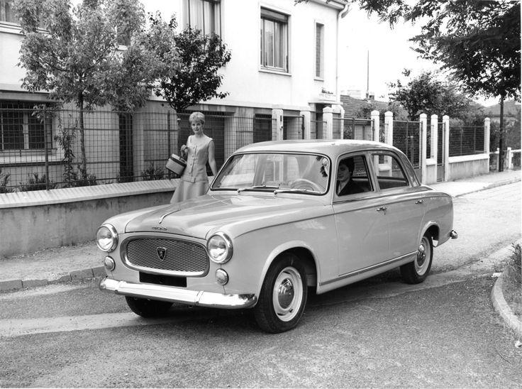 Peugeot 403/7 - 1962
