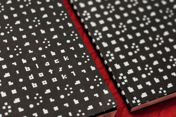 Black Dots on Behance