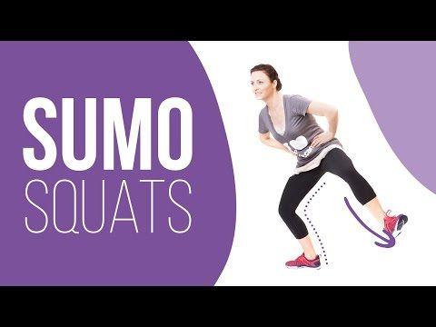 Sumo Squats - YouTube