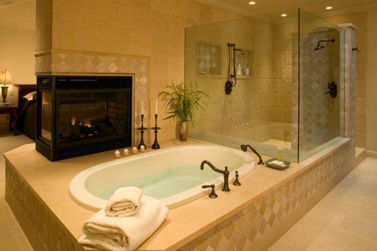 Best 25+ Luxury Master Bathrooms Ideas On Pinterest