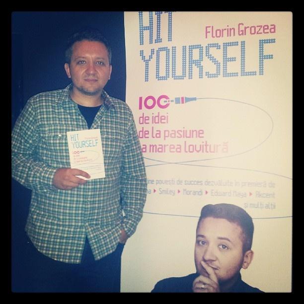 La standul Hit Yourself @ ICEEfest 2013