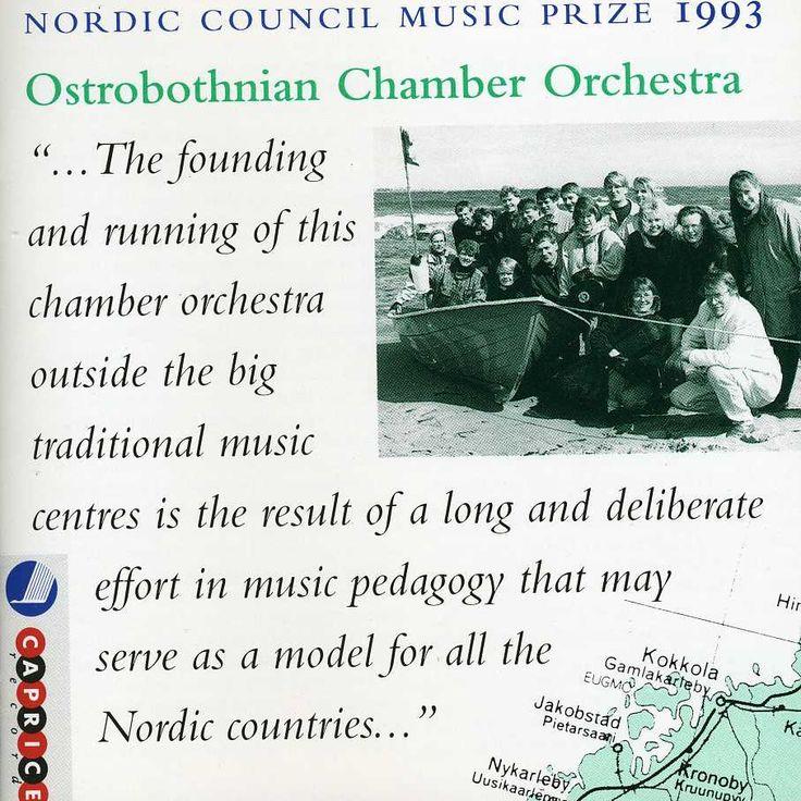 Various - Nordic Council Music Prize 1993