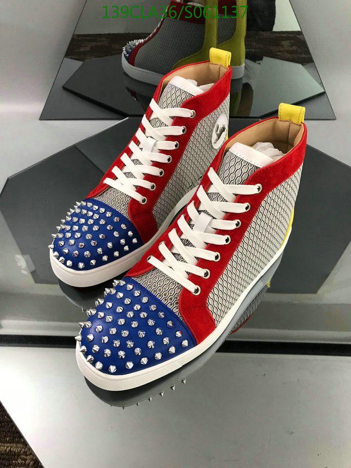 Christian Louboutin Weomen Shoes Code
