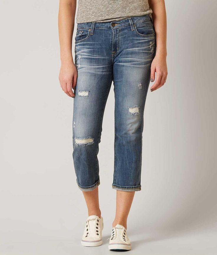 Big Star Vintage Maddie Cropped Jean - Women's Crops/Capris in Eyu 18 Year Union | Buckle