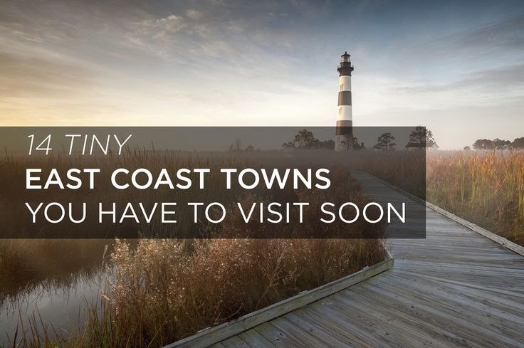 Cape May, Portsmouth, and P-Town all crossed off the bucket list. 11 more to go! - 14 Tiny East Coast Towns You Have To Visit Soon