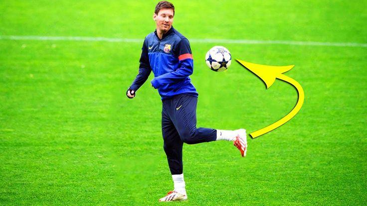 Lionel Messi Freestyle Skills & Tricks ● Crazy Training Skills Show - Wa...
