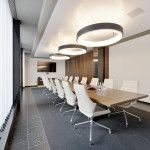 Wilkhahn references | Bank Vontobel AG  | conference room | #Graph #conference chair