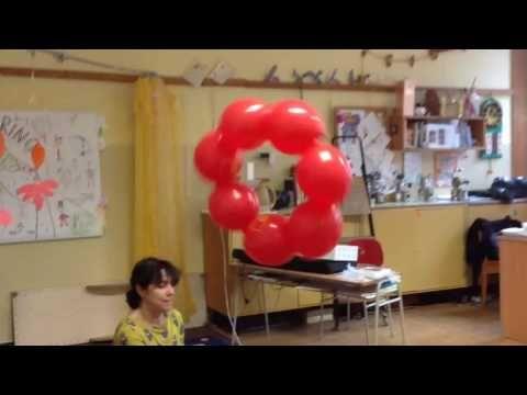 Pokusy s balónky