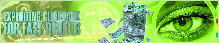 Don Dallas's Amazing Marketing Secrets: Exploiting Clickbank For Fast Profit