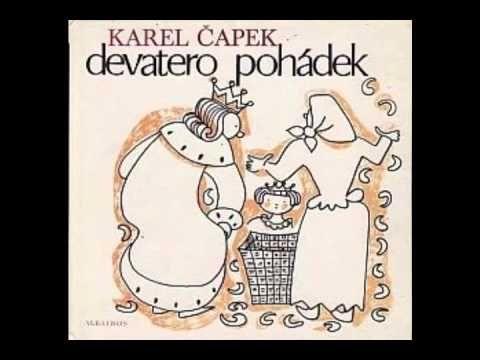 Karel Čapek - Velká policejní pohádka (AudioKniha) - YouTube