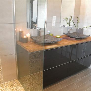 Les Meilleures Idées De La Catégorie Salle De Bain M Sur - Modele de salle de bain avec douche italienne et baignoire