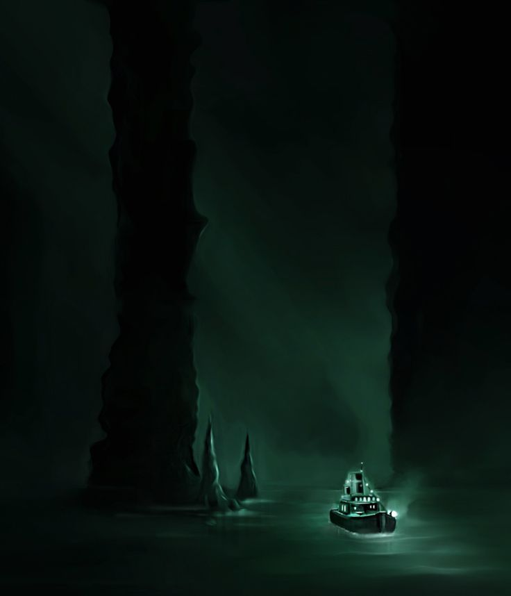 Lovely concept art from the forthcoming Sunless Sea game from the creators of Fallen London (to which I am addicted).