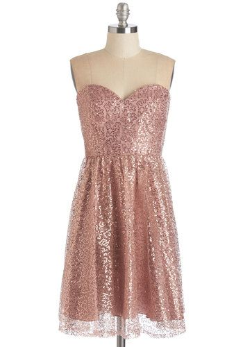 Shimmery sparkly dress perfect for a holiday party holiday2014