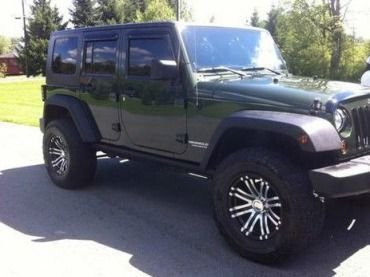Jeep+wrangler+rubicon+4+door | Purchase used 2008 Jeep Wrangler 4-Door Rubicon Unlimited in ...