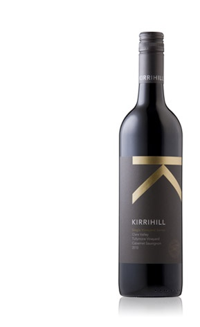 KIRRIHILL 2010 Single Vineyard, Tullymore Cabernet Sauvignon