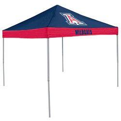 Arizona Wildcats NCAA 9' x 9' Economy 2 Logo Pop-Up Canopy Tailgate Tent