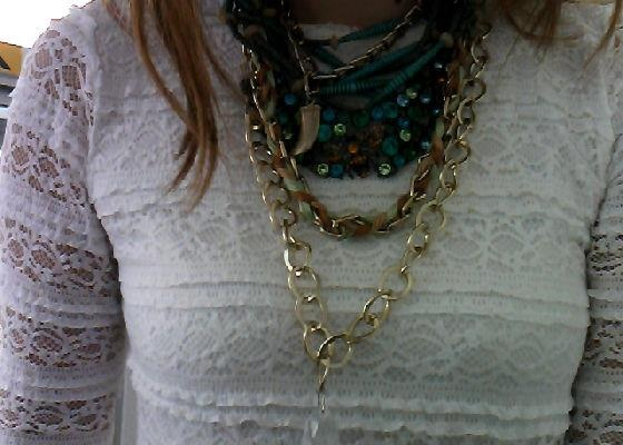 necklace....