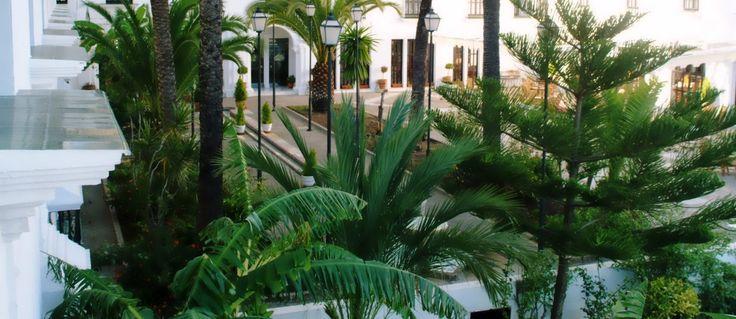 Jardines Hotel Hacienda Puerta del Sol (Mijas, Málaga)