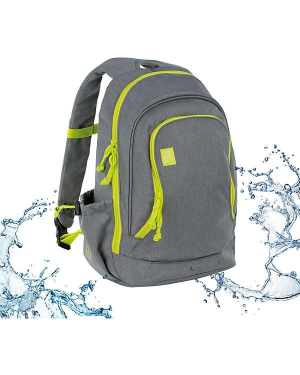 Schulrucksack 4kids Big Backpack About Friends Grau Lassig Rucksack Schule Brotzeitbox
