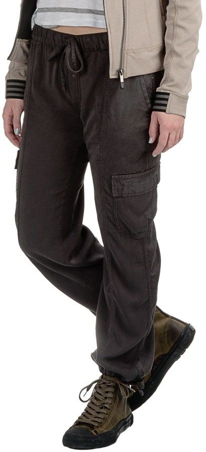 Fillmore America Drawstring Cargo Pants - TENCEL®-Rayon (For Women)