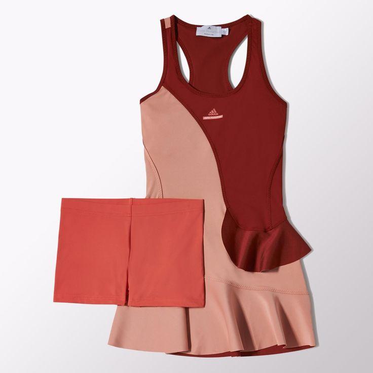 Adidas/Vestido de Tennis Stella McCartney Barricade New York Mujer