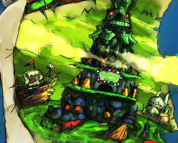 Nostalgic Donkey Kong Country Artwork & Illustrations