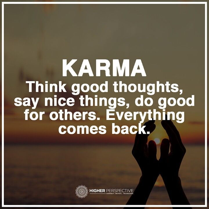 1000 images about what goes around come around on - All about karma ...