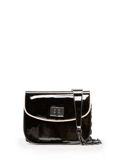 MANGO - Rugan omuz çantası 69.99 TL