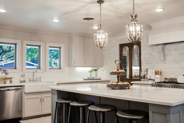 newest kitchen ideas | Fixer upper, Fixer upper kitchen and Fixer upper full episodes on ...