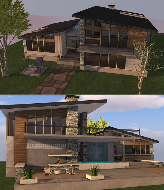 Day Off by Harper Beresford - #SecondLife House