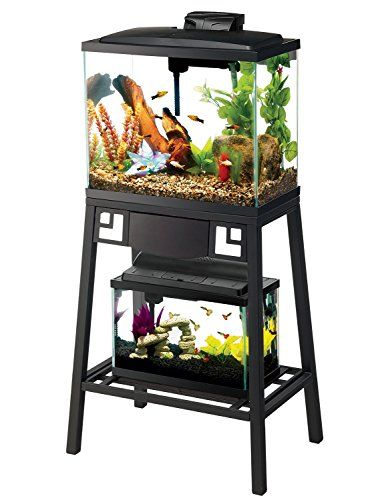 how to make a fish tank stand 55 gallon