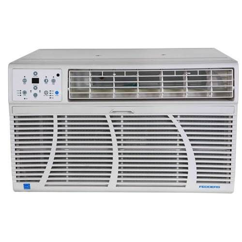 Airwell Fedders 10,000 BTU 115 Volt Thru-the-Wall AC