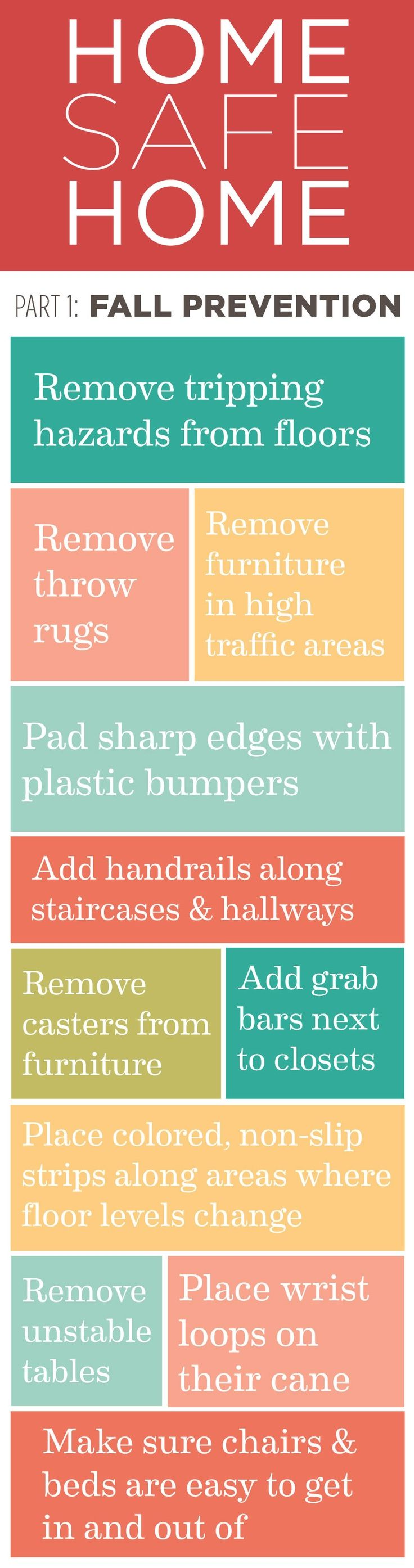 37 best Home Improvements for Seniors images on Pinterest | Safety ...