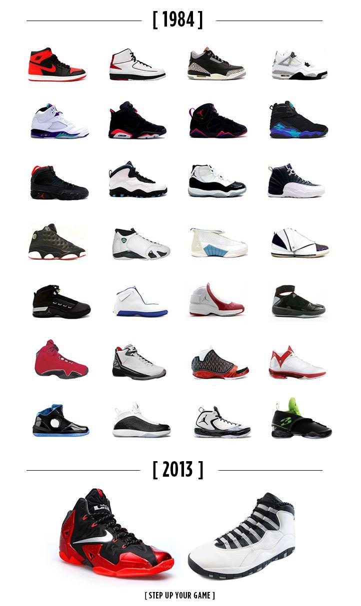 SIRTIFIED BLOG: LeBron vs Jordans