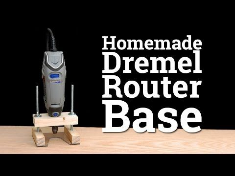 Using a Dremel Tool : How to Use a Dremel Tool - YouTube