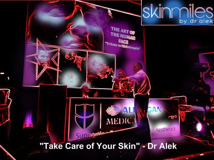 Take care of your skin. Simple. By Dr Alek Nikolic @skinmiles www.skinmiles.com #skinadvice