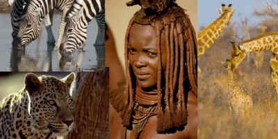 Namibia Tours | Namibia Camping and Lodge Safaris